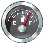 Fuel gague